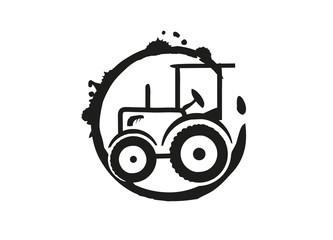 Traktor Graffiti