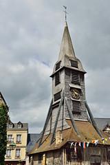 Kirche Sainte Catherine in Honfleur