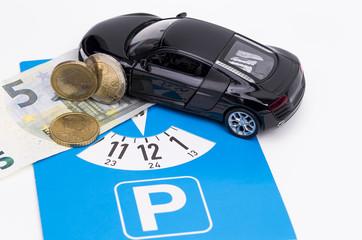 Parkgebühren