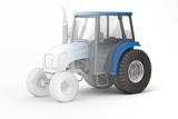 Tractor V - mix