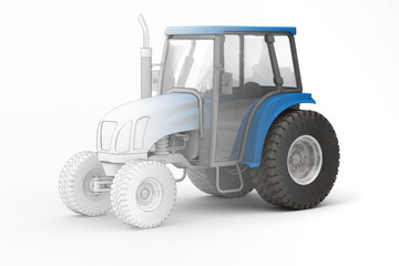 Tractor V - mix