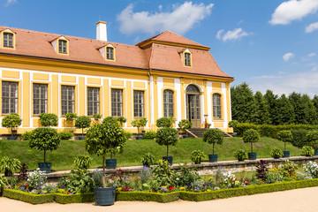 Barockgarten Großsedlitz