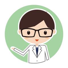 医者 薬剤師 アイコン