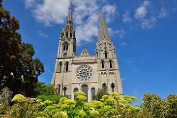 Kathedrale Notre-Dame de Chartres