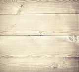 Fototapety Brown wooden planks texture.
