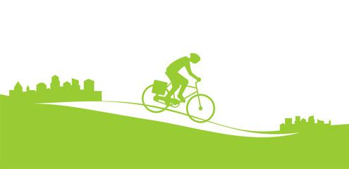 Radtour zwischen 2 Städten