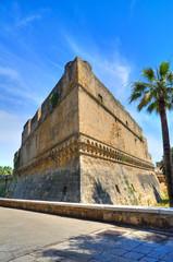 Swabian Castle of Bari. Puglia. Italy.