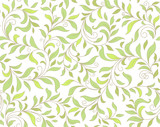 Fototapety cute floral background