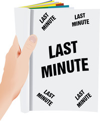 ultimo minuto