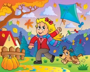 Kites theme image 8