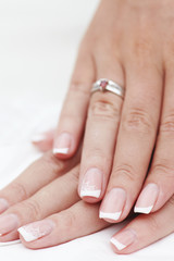 French manicure b