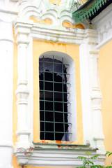 Old church window. Taken in Uglich, Russia.