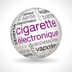 Sphère Cigarette électronique