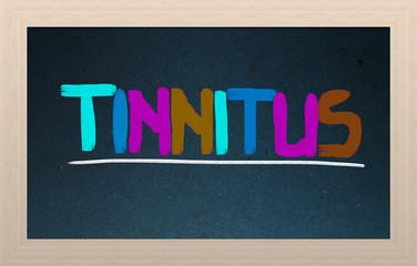 Tinnitus Concept