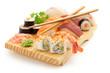 japanese sushi plate - 68112559