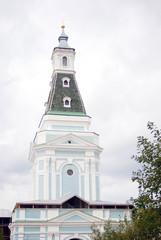 Church Dome in Trinity Sergius Lavra