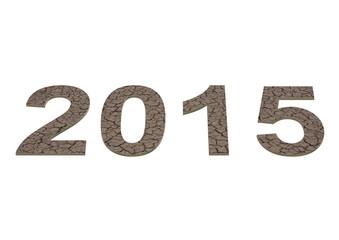 2015 kuraklık