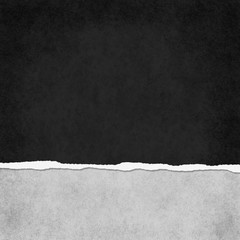 Square Dark Gray Grunge Torn Textured Background