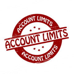 Account limits