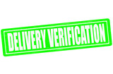 Delivery verification poster