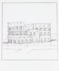 colosseum of Rome