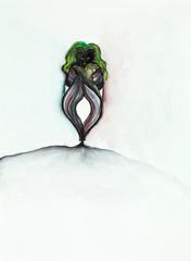 strange alien lookalike creature