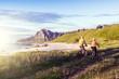 relax biking in Norway