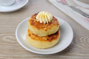 curd cheesecakes
