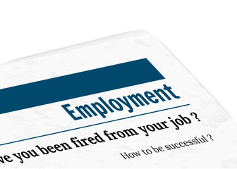 newspaper - employment