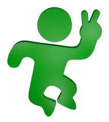 Winner symbol