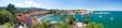 Leinwanddruck Bild - Bay of Collioure