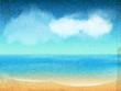 ocean view canvas