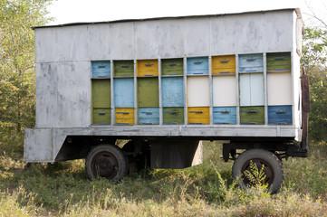 trailer  hive