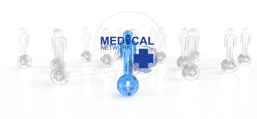 medical network as concept
