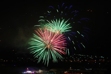Fuochi artificiali