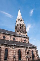 Kirche- St.Remi Forbach