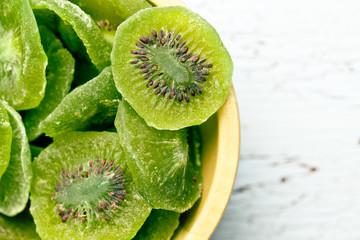 candied kiwi fruit