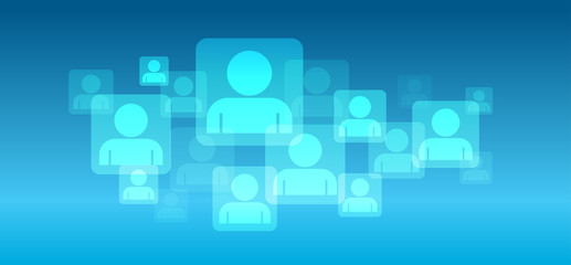utenti, chat, informazione, link