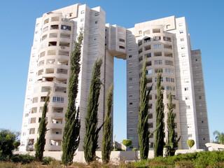 Or Yehuda Neve Rabin Cypresses 2010