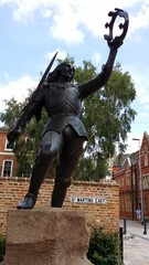 Richard 3rd St. Martins Leicester