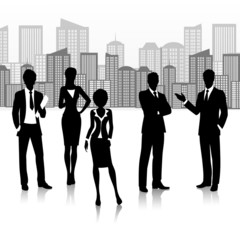 Silhouette business group