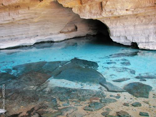 Plexiglas Canyon Gruta Azul (