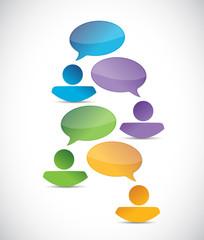 people business diversity communication