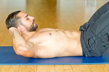 Bauchmuskel trainieren
