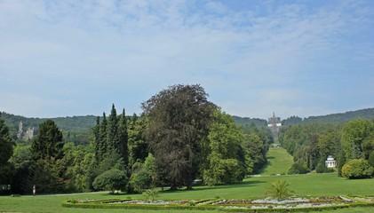 Der Kasseler Bergpark mit dem Herkules