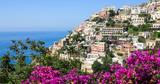Fototapety Positano, Amalfi Coast, Italy