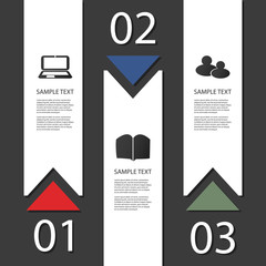 Infographics Cover Template