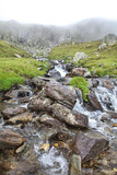 waterfall milky river