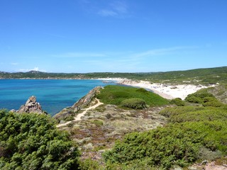 spiaggia di Rena Majore, Costa Smeralda, Sardegna