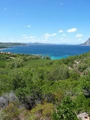 Baia di San Teodoro, Costa Smeralda, Sardegna, Italia